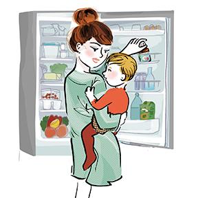 conserver le flacon de CALMOSINE digestion au réfrigérateur après ouverture et de le consommer dans les 10 jours