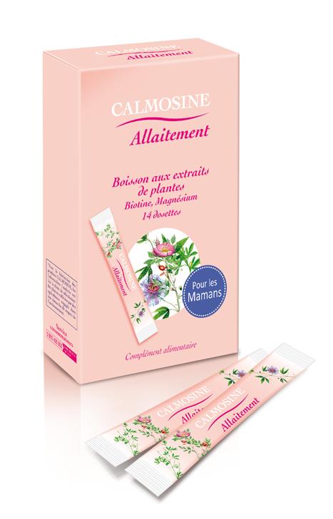Calmosine Allaitement dosettes