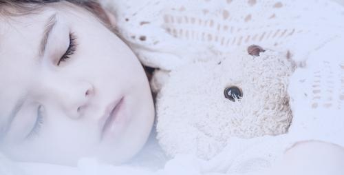 Résultats de l'enquête sur le sommeil de l'enfant