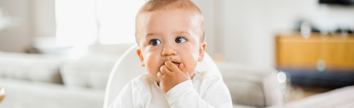 DME : DIVERSIFICATION MENÉE PAR L'ENFANT