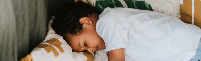 Le sommeil des enfants de 1 à 3 ans : Questions de parents