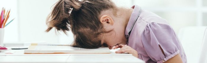 Rentrée scolaire : Reprendre un bon rythme de sommeil