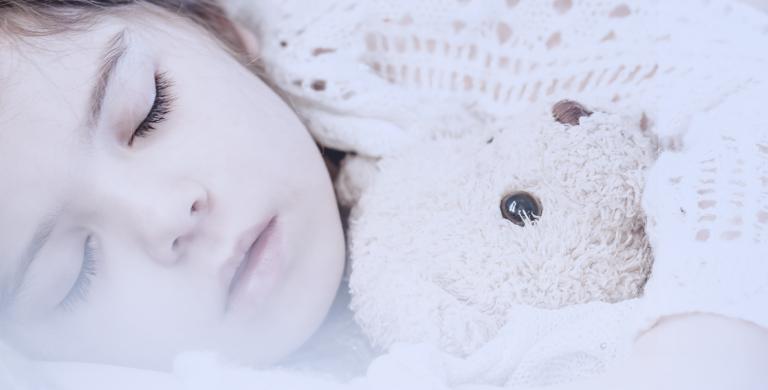 étude sommeil de l'enfant
