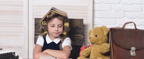 L'entrée à l'école et les besoins en sommeil de l'enfant