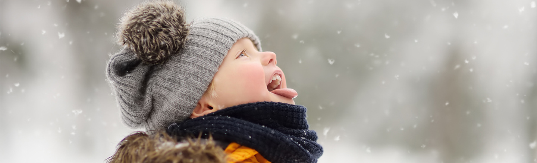Pourquoi le froid abîme-t-il nos lèvres et celles de bébé ?